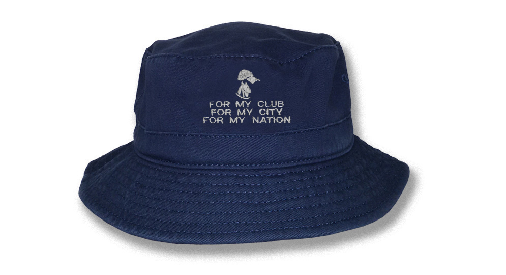 FISHERMAN FOR MY CLUB FOR MY CITY FOR MY NATION CAP Caps