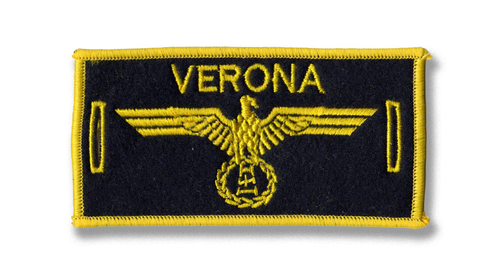 AQUILA VERONA LABEL FOR BUTTONS