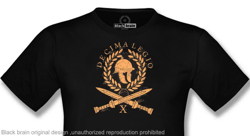 DECIMA LEGIO - AD PUGNAM PARAT T-shirts