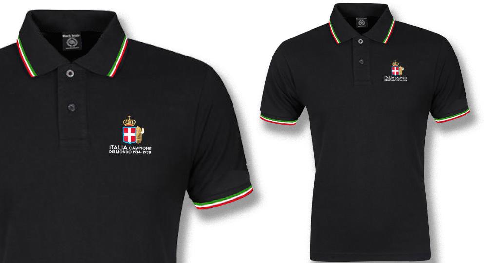 POLO ITALIA CAMPIONE DEL MONDO '34/'38 Polos Pullovers Shirts