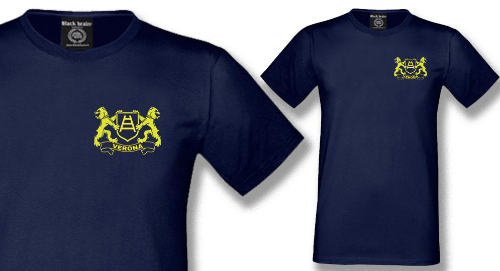 MASTINI VERONA LATO CUORE T-shirts