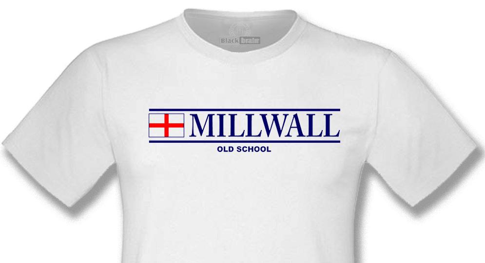 MILLWALL WHITE T-shirts