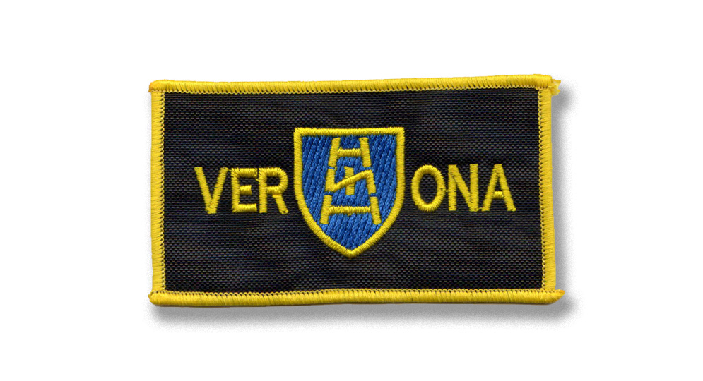 VERONA SCUDO SCALA RUNA Patches