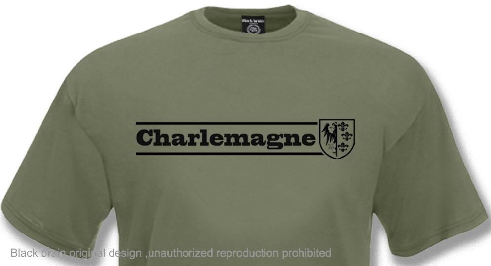 CHARLEMAGNE OLIVE T-shirts