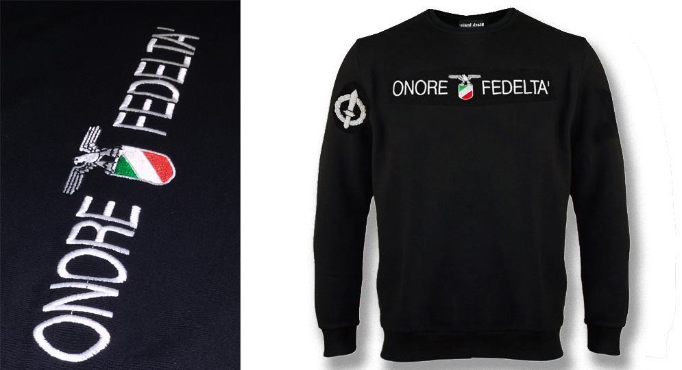 ONORE E FEDELTA' Sweaters & Hoodies