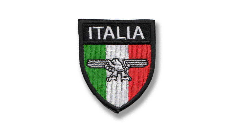 SCUDO ITALIA AQUILA Patches