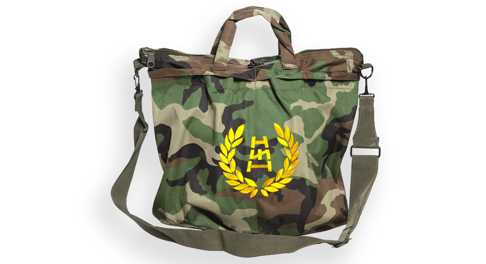 BAG ALLORO SCALA CAMO