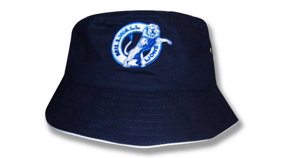 ROLLY MILLWALL LIONS Caps
