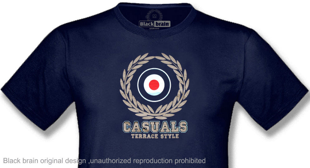 CASUALS ALLORO T-shirts
