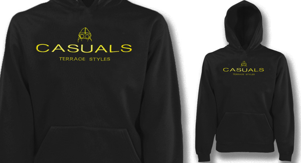 CASUALS GOOGLE BLACK Sweaters & Hoodies