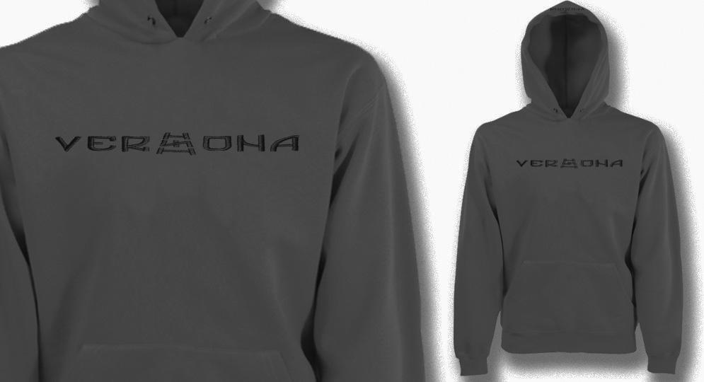 VERONA SCALA RUNA ANTRACITE Sweaters & Hoodies