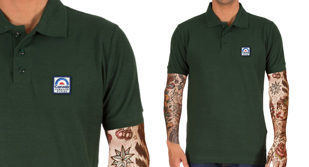 POLO CASUALS SUN DARK GREEN Polos & Pullovers