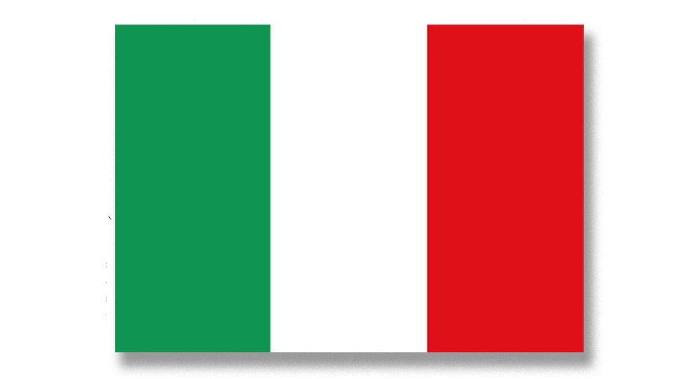 ITALIA Flags