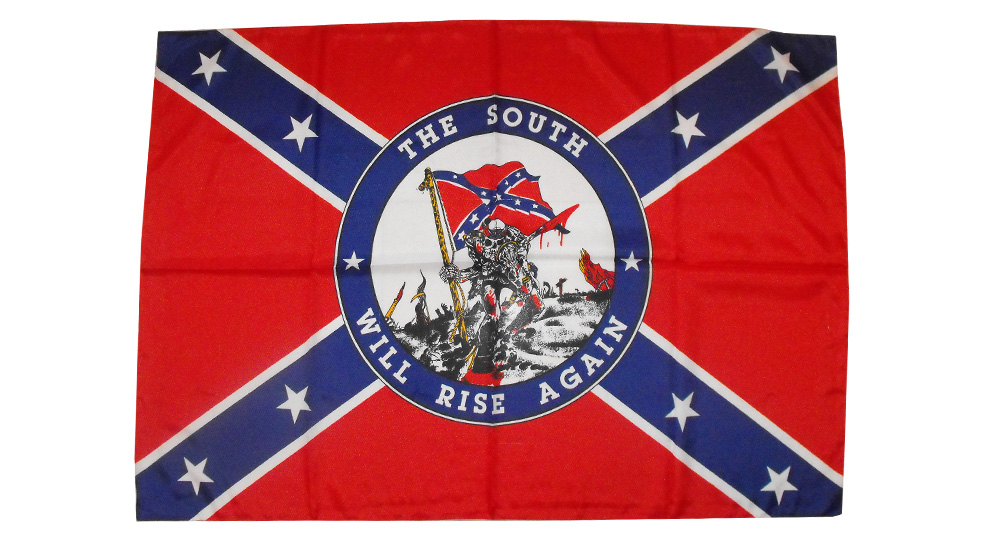THE SOUTH WILL RISE AGAIN Flags