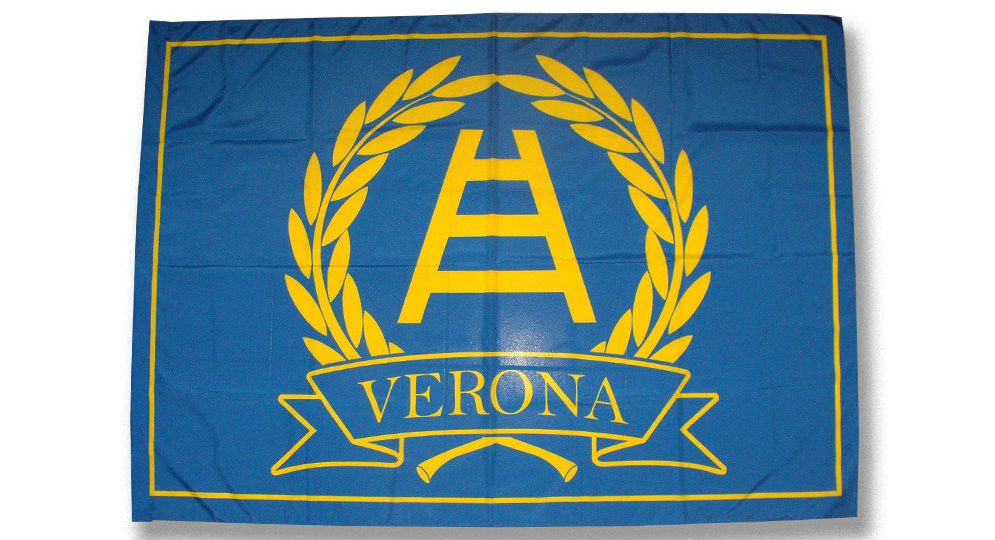 ALLORO VERONA Flags
