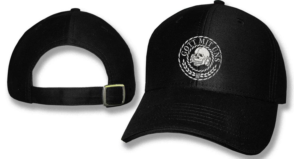 CAP GOTT MIT UNS Caps
