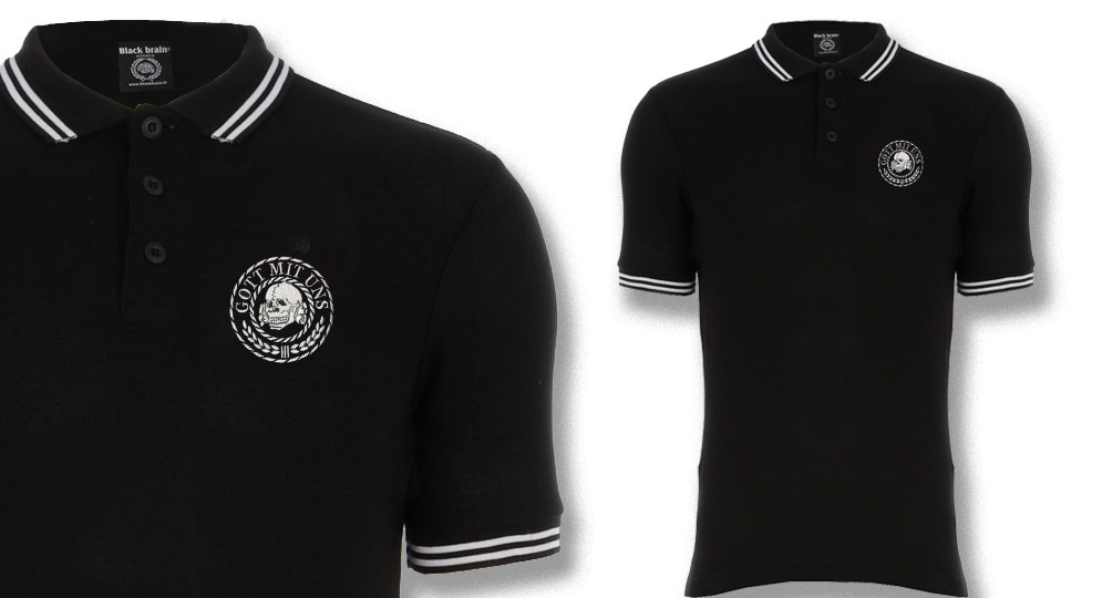 POLO GOTT MIT UNS Polos Pullovers Shirts