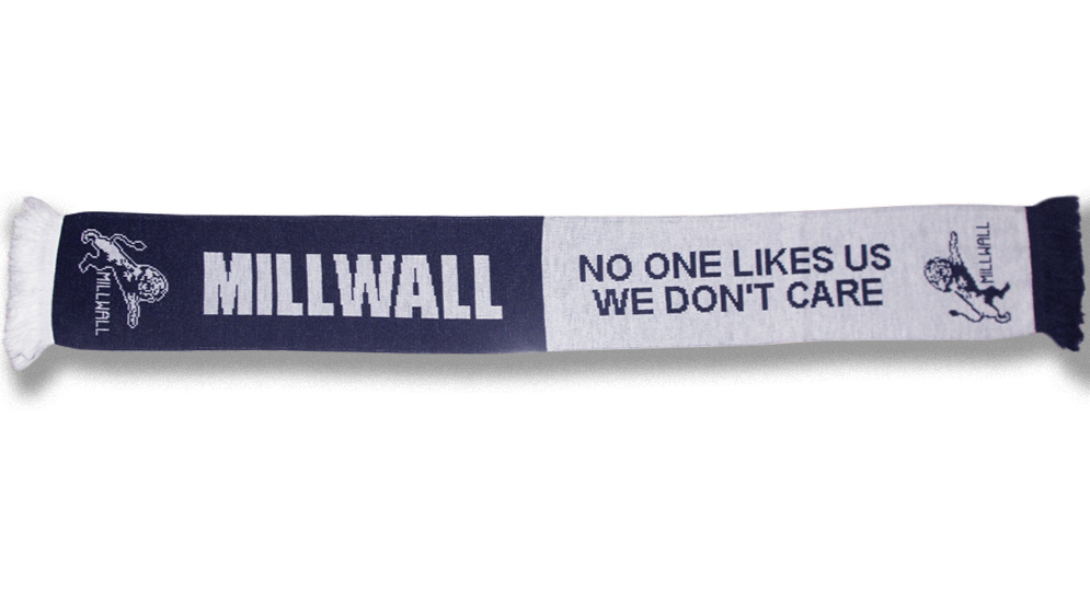 MILLWALL Scarves