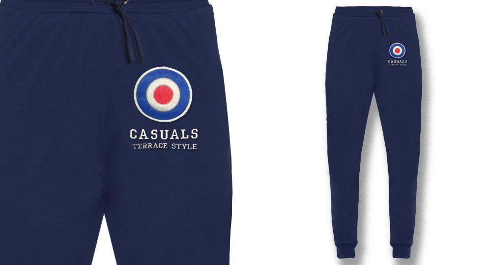 PANTALONE TUTA POLSINO CASUALS TARGET Shorts & trousers