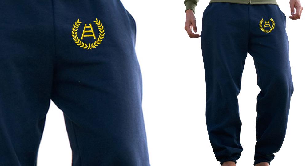 PANTALONE TUTA ALLORO SCALA Classic Shorts & trousers