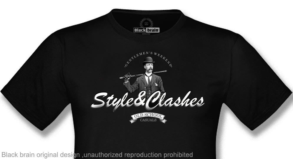 STYLE & CLASHES T-shirts
