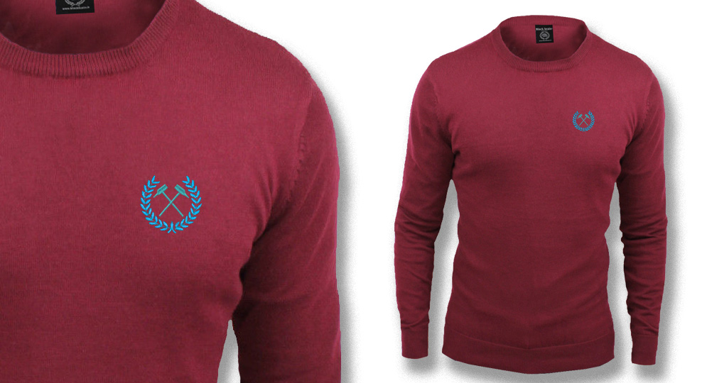 PULLOVER G NECK HAMMERS BAY Polos Pullovers Shirts