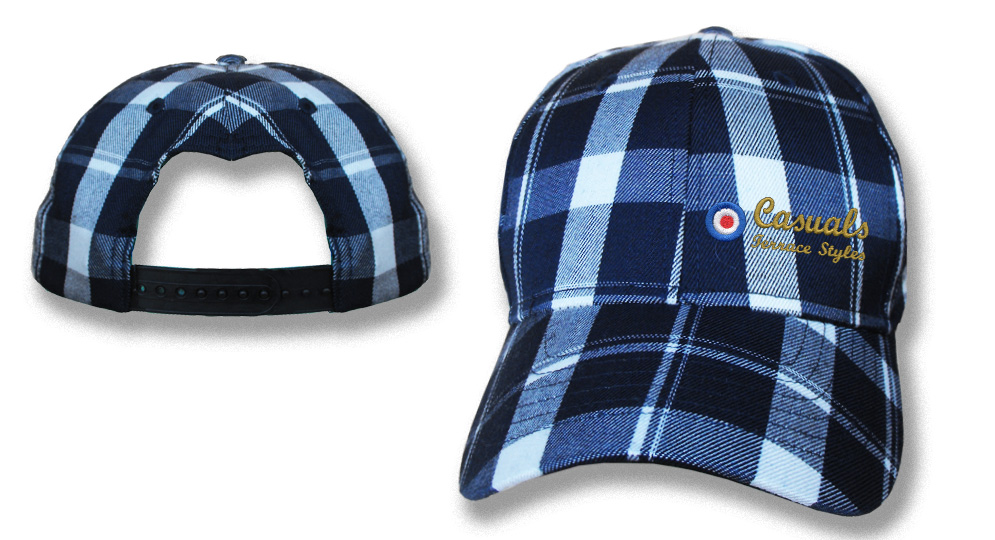 CASUALS BLUESCUTUM Caps