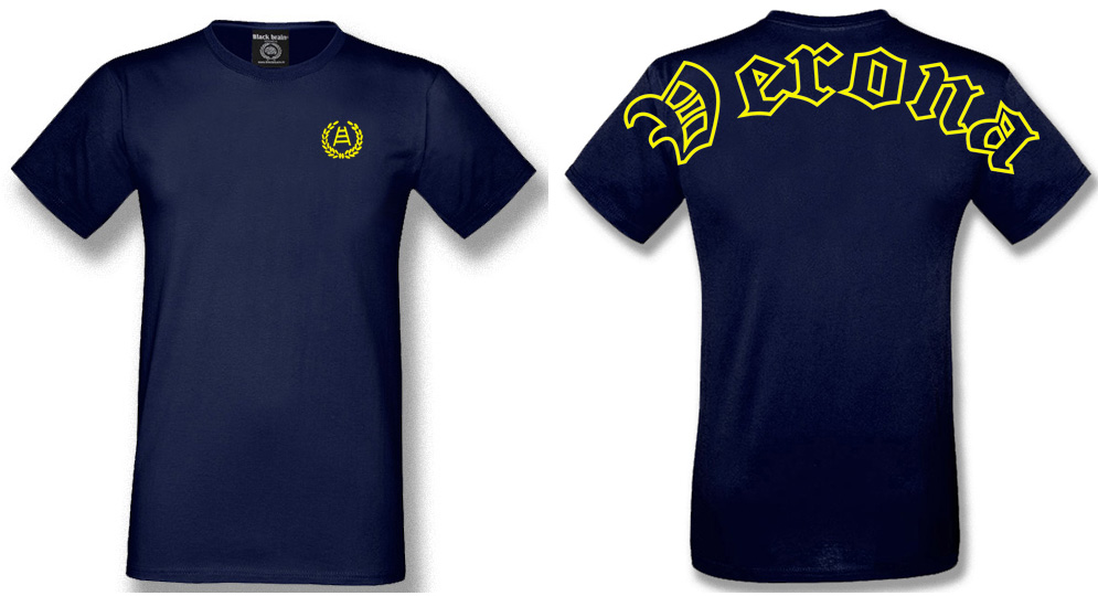 VERONA GRANDE T-shirts