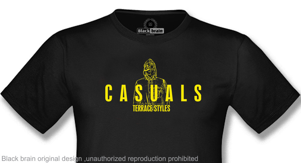 T-SHIRT CASUALS GOOOGLE BLACK T-shirts