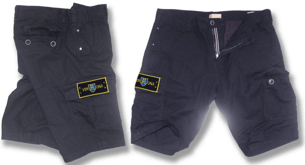 BERMUDA LEGION BLU VERONA Shorts & trousers