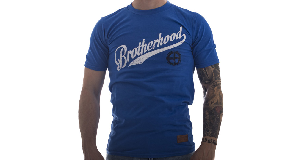 T-SHIRT BROTHERHOOD ROYAL European Brotherhood