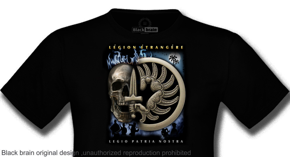 LEGION ETRANGERE T-shirts