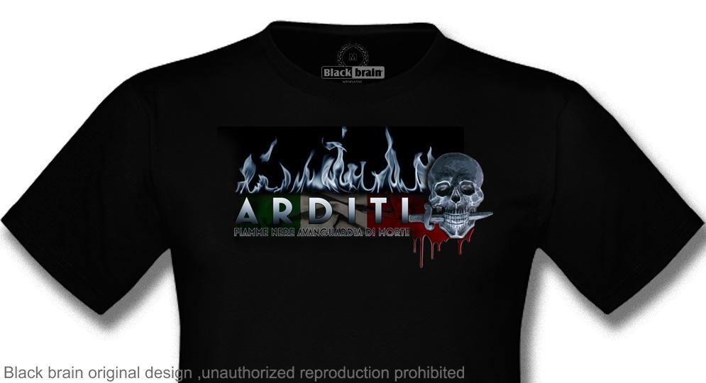 ARDITI - FIAMME NERE T-shirts