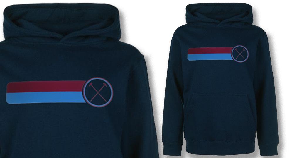 HOODY HAMMERS VINTAGE DARK NAVY Sweaters & Hoodies