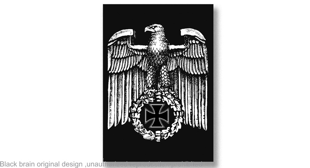 EAGLE IRON CROSS Flags
