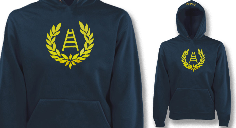 HOODY CORONA SCALA Sweaters & Hoodies