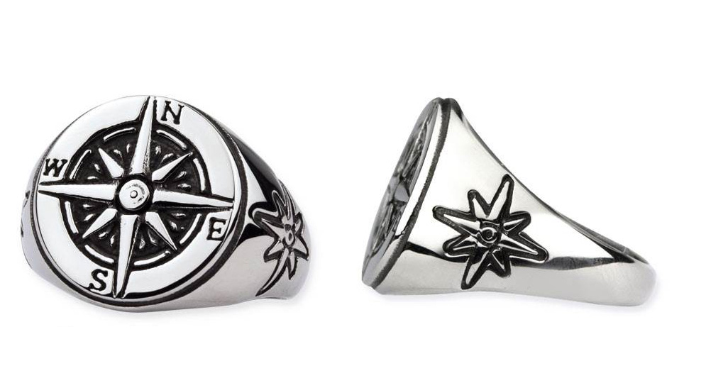 RING WIND ROSE Extras