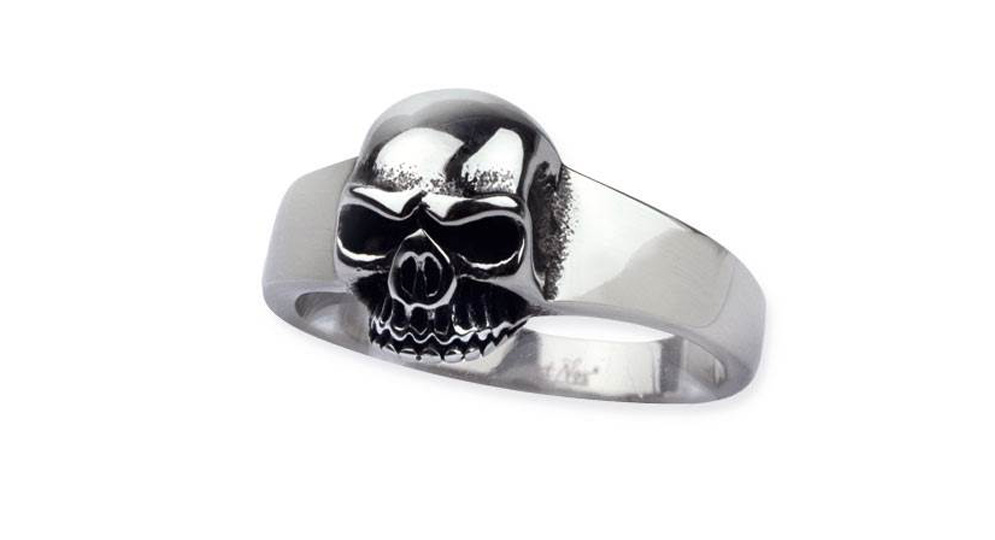 RING SKULL HEAD Extras
