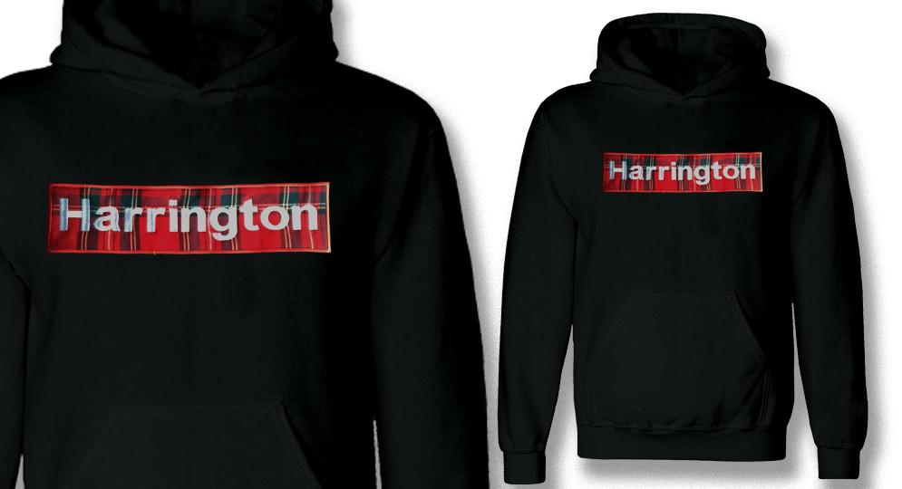 HOODY HARRINGTON Sweats