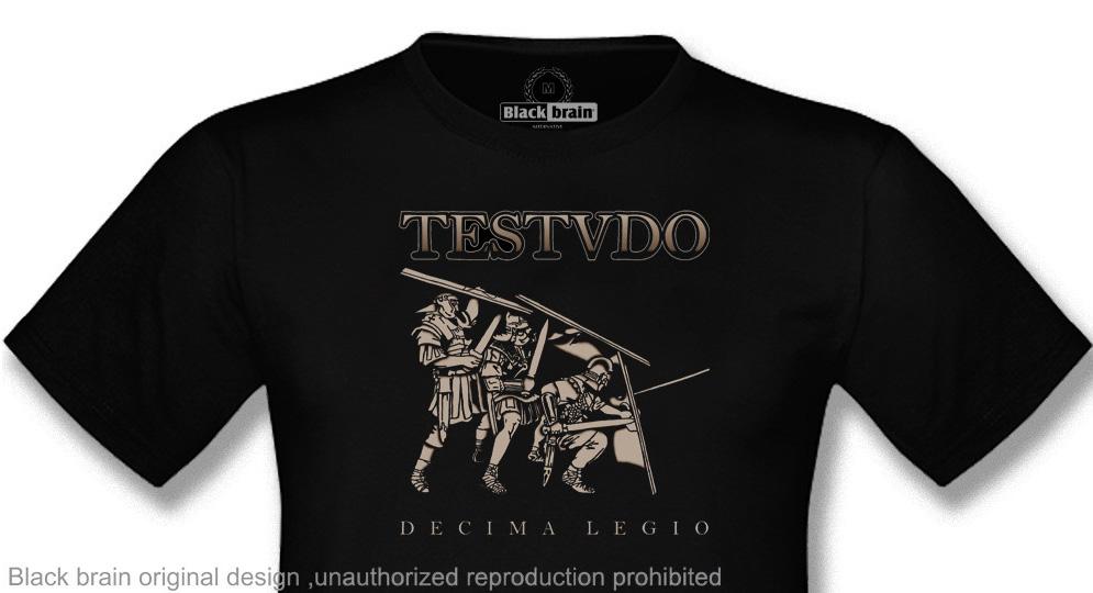 TESTUDO - DECIMA LEGIO T-shirts