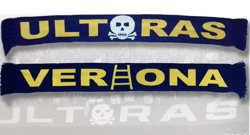 ULTRAS VERONA TESCHIO Scarves