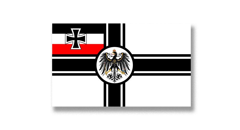 STICKER GERMAN FIRST WAR Pins & Stickers