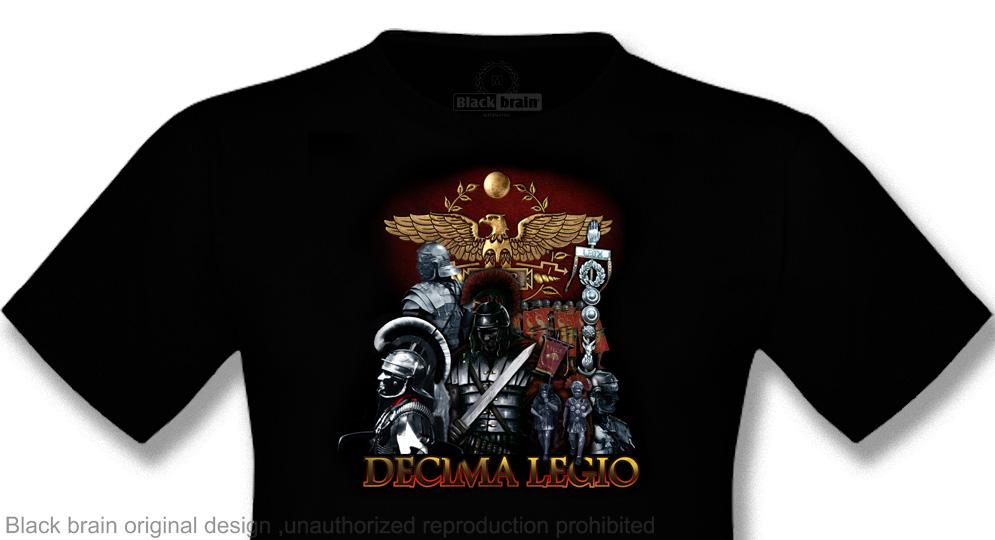T-SHIRT DECIMA LEGIO COMIX T-shirts