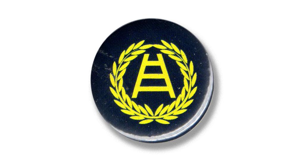 BOTTON ALLORO SCALA Pins & Stickers