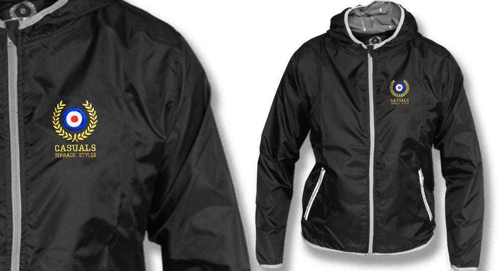 LIGHT WINDBREAKER  CASUALS ALLORO Jackets