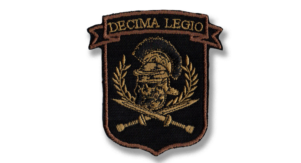 PATCH DECIMA LEGIO Patches