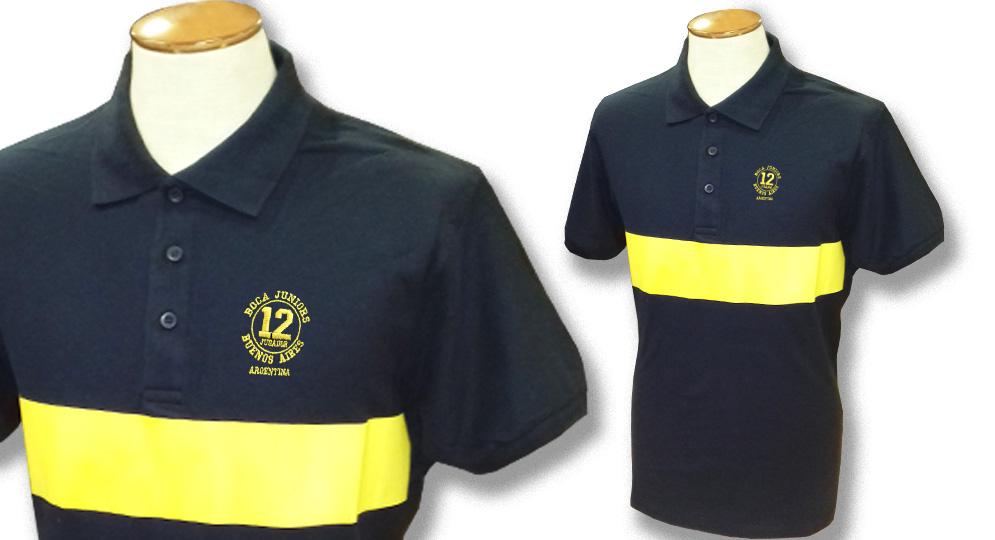 POLO BOMBONERA 12 Polos Pullovers Shirts