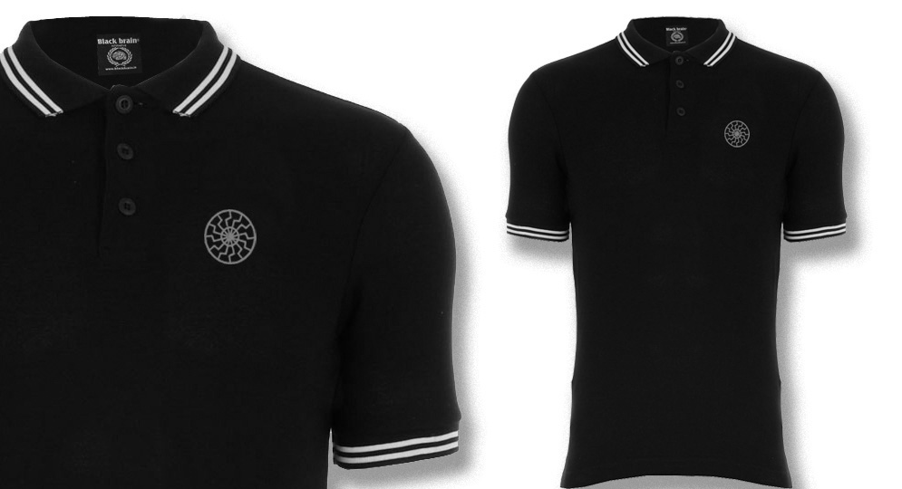 POLO SCHWARZE SONNE Polos & Pullovers