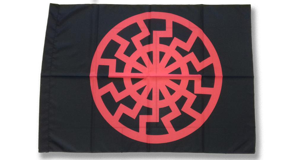 SCHWARZE SONNE Flags