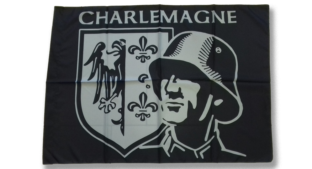 CHARLEMAGNE Flags